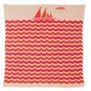 Boat Mini Blanket  Donna Wilson