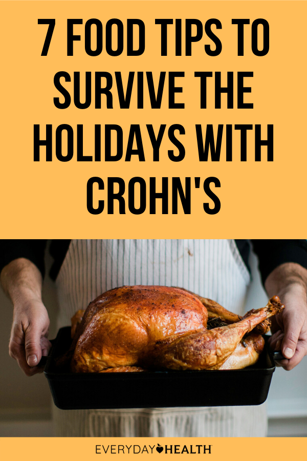 7 Crohn's Disease Food and Mealtime Tips for the Holidays
