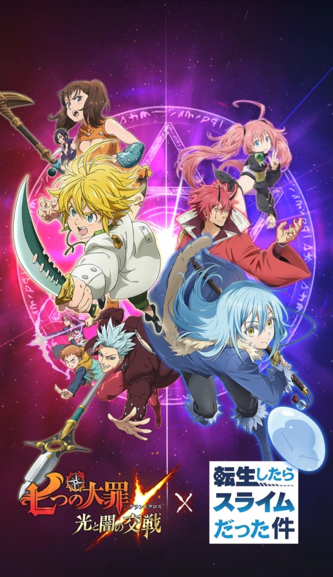 Pin De King Master Em Arte Anime Com Imagens 7 Pecados