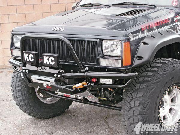 Transplant Patient 1996 Jeep Cherokee Xj Jeep Cherokee Xj Jeep Cherokee Jeep Cherokee Bumpers