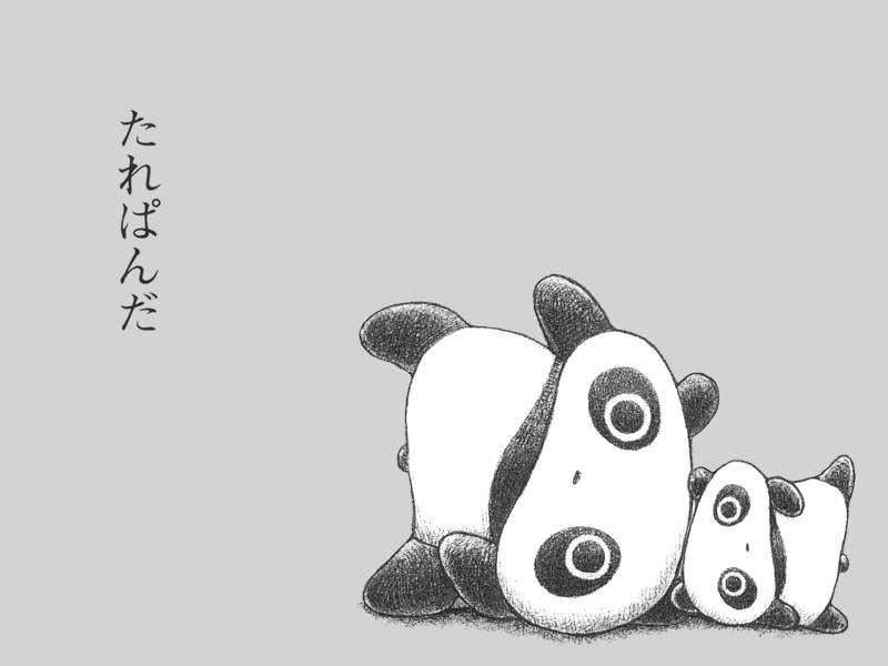 Tarepanda recherche pinterest panda kawaii and anime - Panda anime wallpaper ...