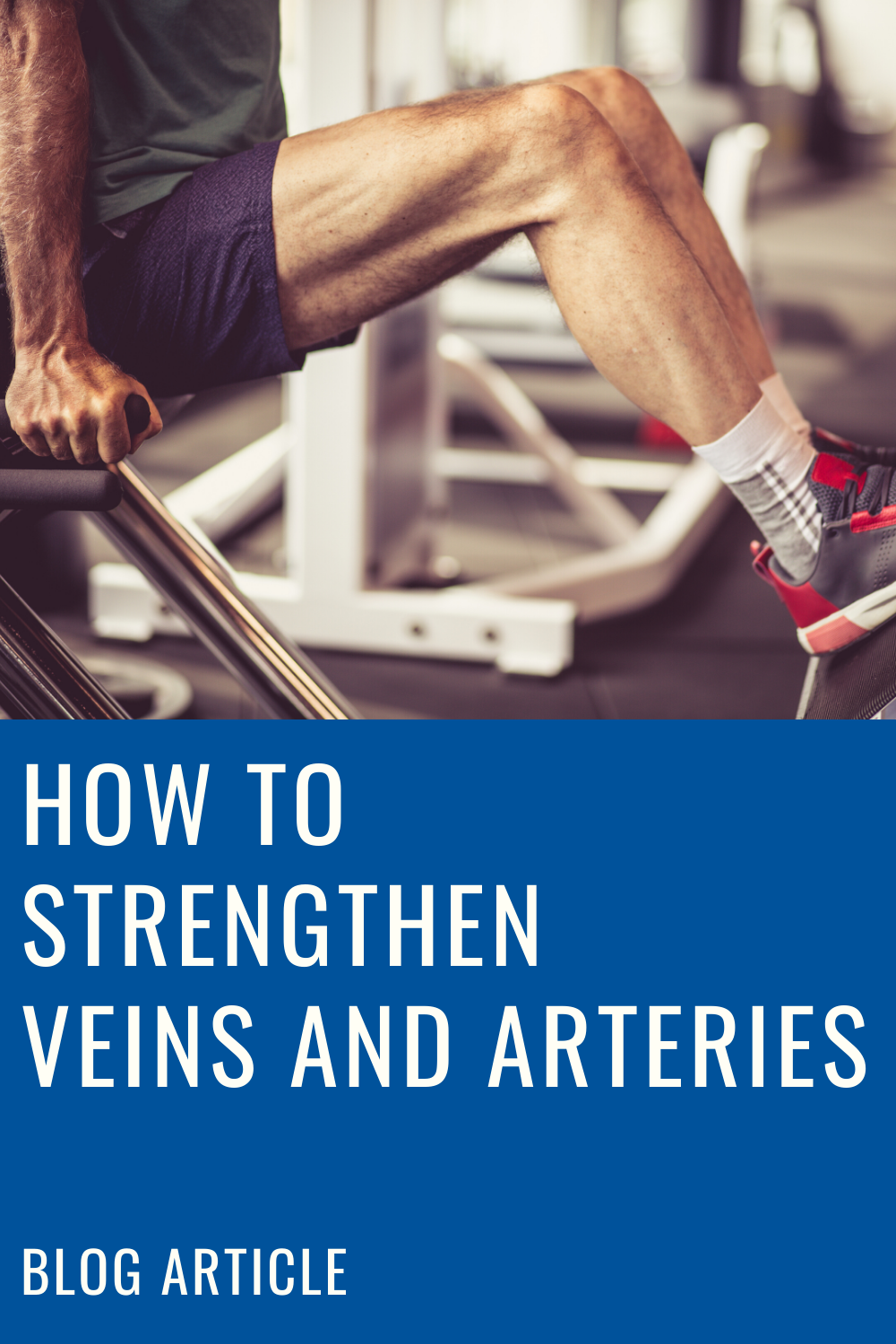 How To Strengthen Veins and Arteries