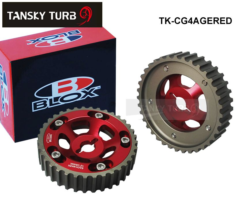 CAM GEAR for Toyota All Models 8489 4AGE (Blue,Red) TK