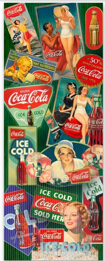 Coca Cola 1940s