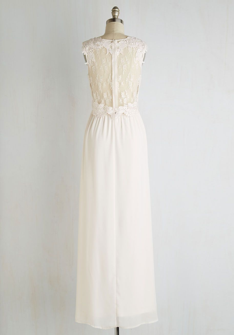 Lush with Beauty Dress in Garden | Shops, Wedding bride and ...