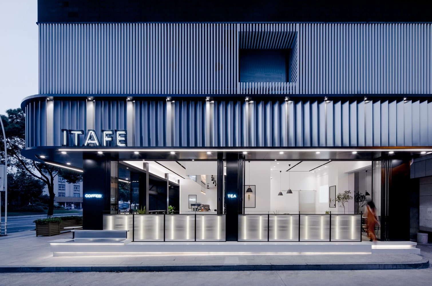 Itafe Coffee & Drinking Store Daylab Studio