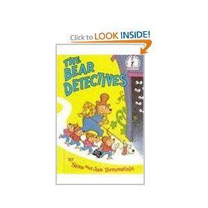 Boys - The Bear Detectives