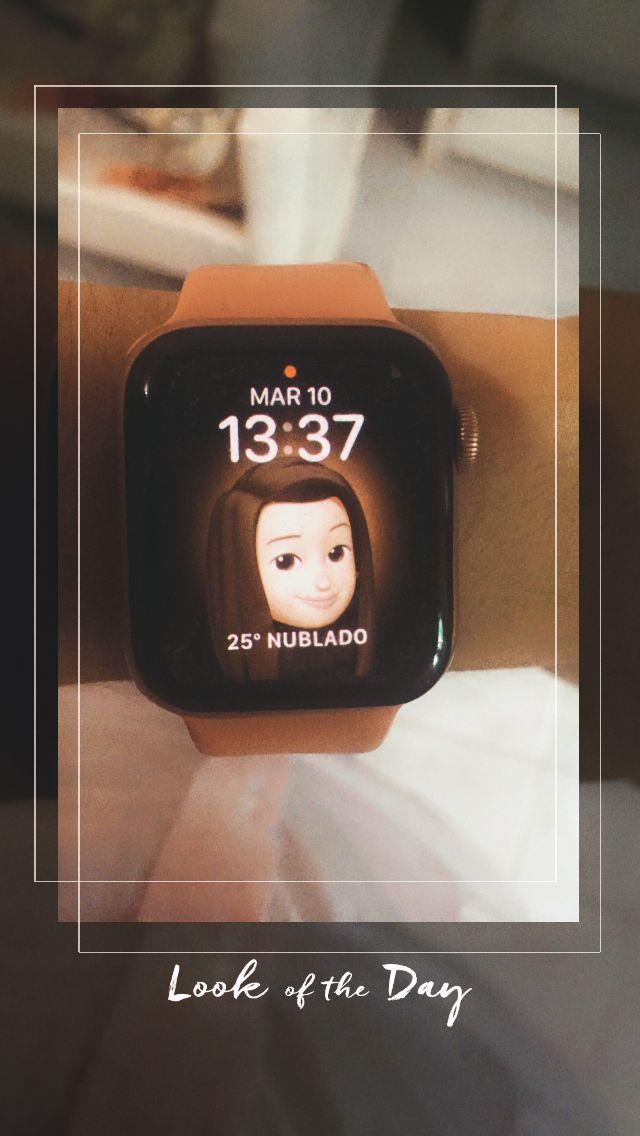 My day 10nov. Apple Watch