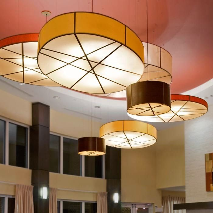 Disc Lamps