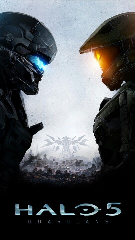 Halo 5 Guardians Phone Wallpaper Halo 5 Juegos De Xbox One Jefe Maestro