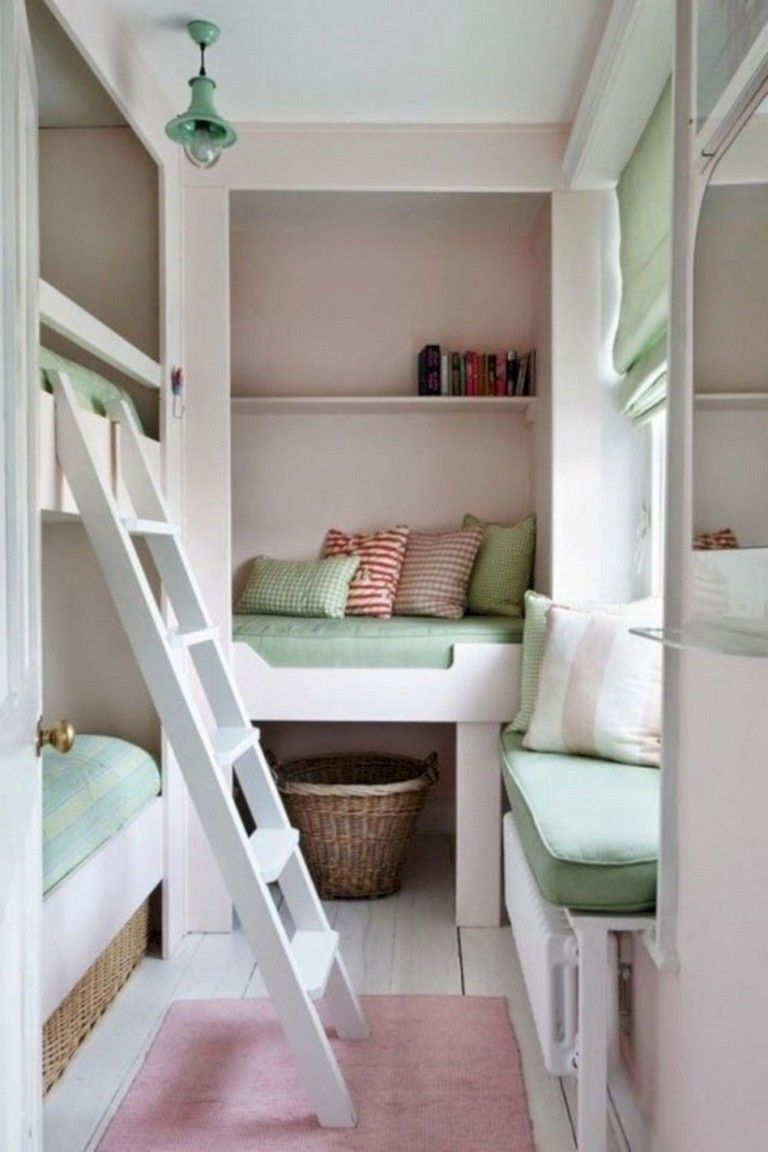 25 smart ways to organize your rv s bed space small on wonderful ideas of bunk beds for your kids bedroom id=64909