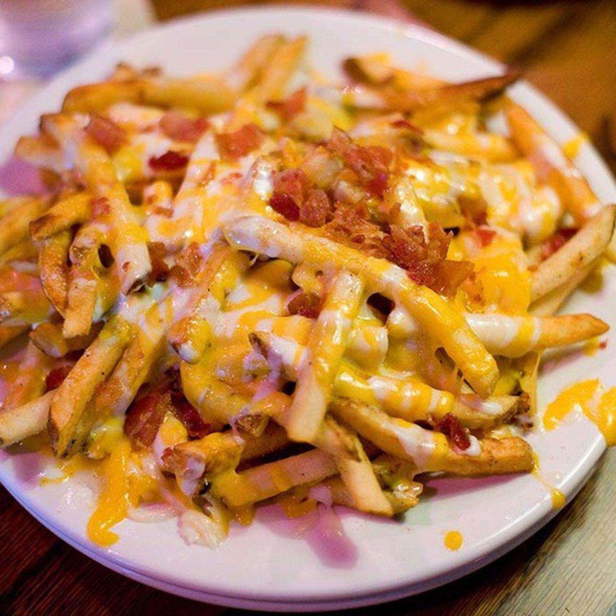 Taste Just Like Outback Steakhouse Aussie Fries Recipe Aussie Fries Cheese Fries Recipes