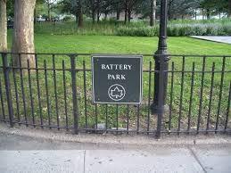 Resultado de imagem para battery park ny