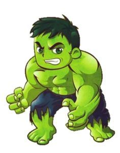 Baby Hulk Clipart : clipart, CLIPART, WALLPAPER, BLINK, Clipart, Punch, Android,, Windows,, Desenho, Hulk,, Infantil