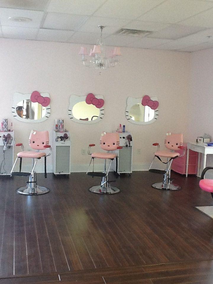 Divettes  Dudes Kids Salon Spa and Celebration   kiddie salon  Kids