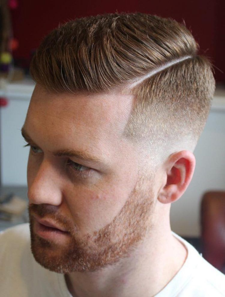 30 Side Part Haircuts A Classic Style For Gentlemen Hard Part