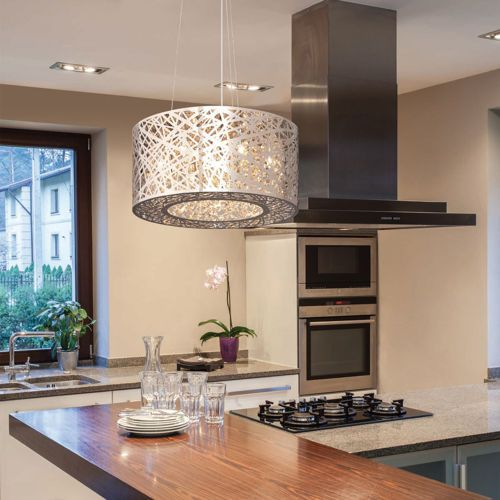 Crystal Nest Light Pendant Costco Lighting Hardware - Kitchen pendant lighting costco