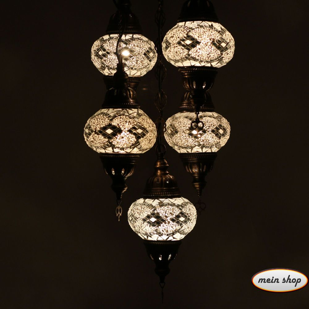 details zu mosaik lampe deckenlampe orientalische lampe t rkei mosaik 5 gro lampen mosaik. Black Bedroom Furniture Sets. Home Design Ideas