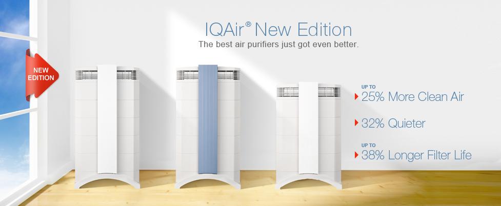 Air Purifiers & Air Cleaners HEPA Air Cleaners IQAir