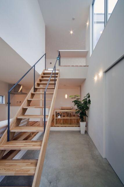 北向き旗竿地でも明るい家 | D'S STYLE(ディーズスタイル)東京西