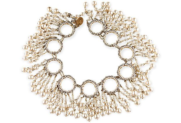 Baroque-Style Necklace on OneKingsLane.com