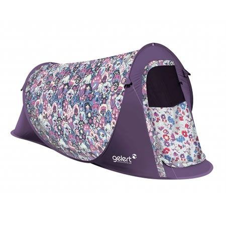 Gelert 2 Person Bohemian Pop Up Tent  sc 1 st  Pinterest & Gelert 2 Person Bohemian Pop Up Tent | Adventuring | Pinterest ...
