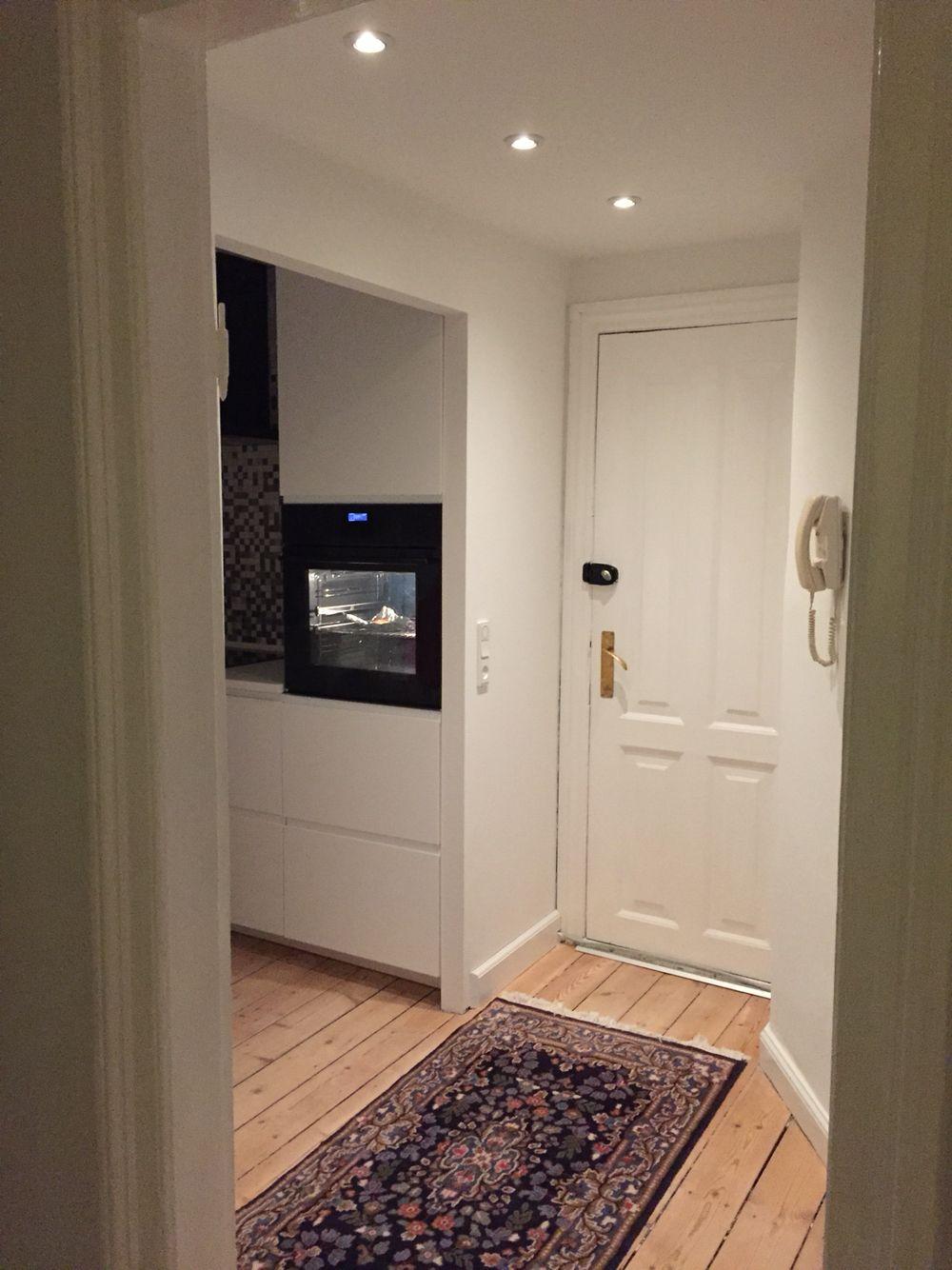 My home #myhome #kitchen #ikea #voxtorp #ikeavoxtorp #entré | Bolig ...