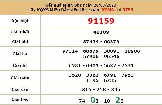dự đoán xsmb hôm nay 30-3-2020 88