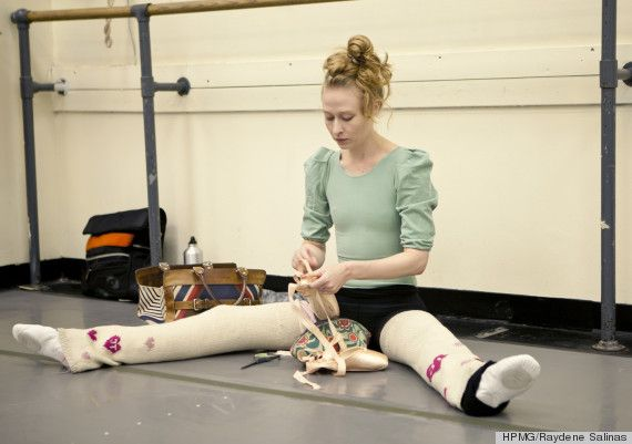 Ballet Dancers Explain Those Signature Leotards, Leg Warmers And Other Style Secrets
