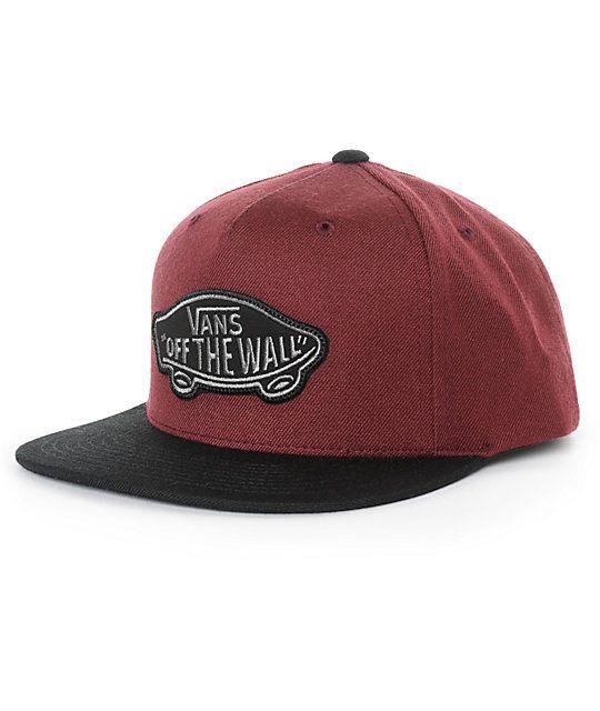 Vans Classic Patch Snapback Hat Zumiez Hats For Men Snapback Hats Classic Patches