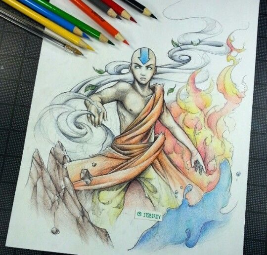 Avatar - A Lenda De Aang.