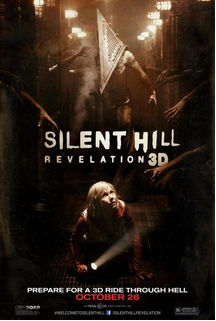 Silent Hill Revelation 3d 2012 Free Download In Hd Silent Hill Silent Hill Revelation Horror Movie Posters