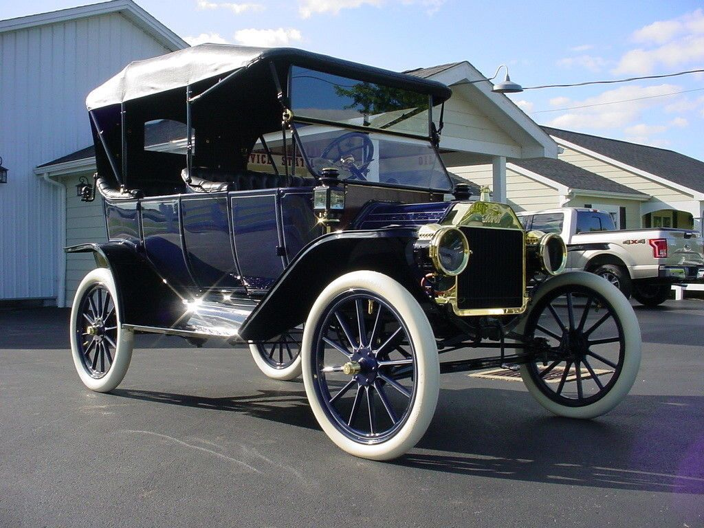 Ebay 1913 Ford Model T Beautifully Restored 1913 Ford Model T