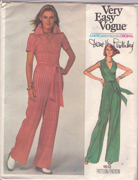 MOMSPatterns Vintage Sewing Patterns - Vogue 1612 Vintage 70\'s ...