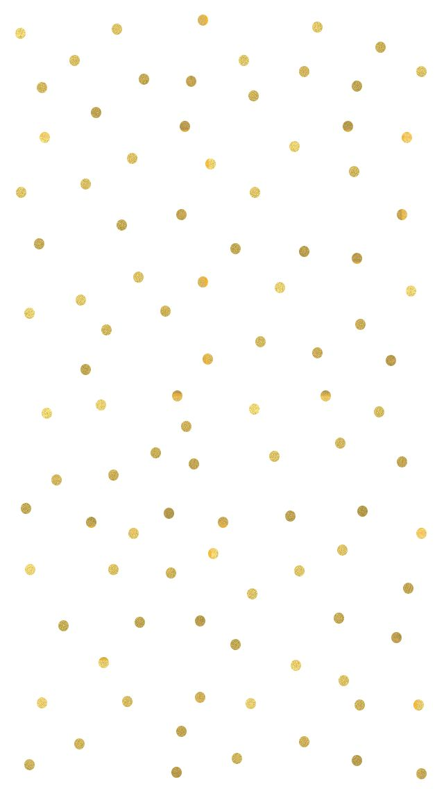 Pin By Ashlee Mandell On Wallpapers Gold Polka Dot Wallpaper Dots Wallpaper Polka Dots Wallpaper