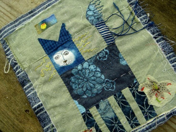 'Moon Face' by Jude Hill on Spiritcloth.typepad, July, 2009 http://spiritcloth.typepad.com/spirit_cloth/2009/07/moon-face-and.html
