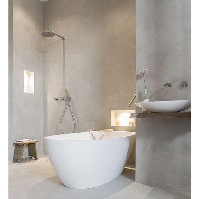 Badeværelsesinspiration Det der har inspireret os til at dække et ...
