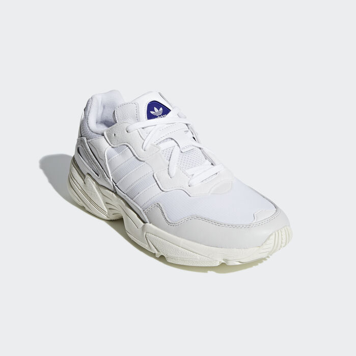 Yung 96 Shoes White 5 Mens | Shoes, White adidas, Sneakers