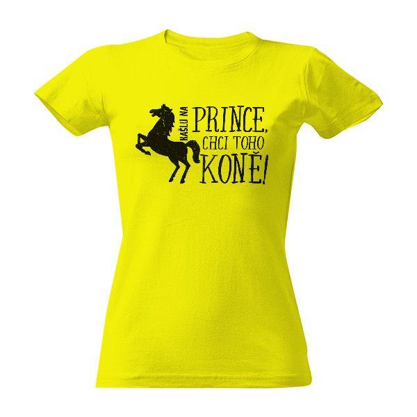 372a5111488 Tričko s potiskem Kašlu na prince