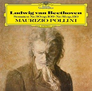 BEETHOVEN Piano Sonatas / Pollini