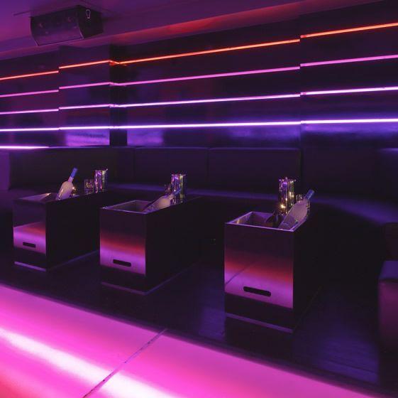 Neondreams Neon Paradise Nightclub Design Night Bar Lounge Club