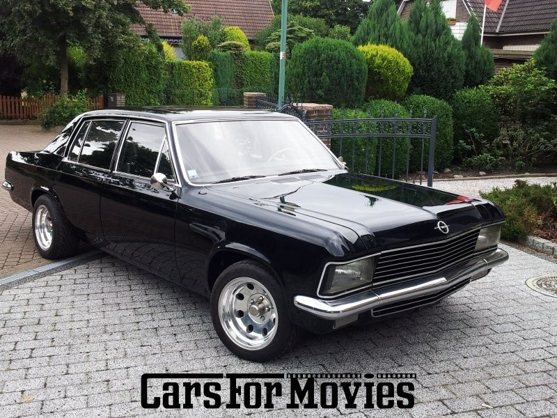 opel diplomat b deutschland 1976 carsformovies filmfahrzeuge moviecars und film autos. Black Bedroom Furniture Sets. Home Design Ideas