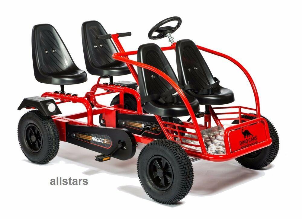Ebay Sponsored Allstars Dino Cars Train F Ausflugswagen Kettkar Gokart Viersitzer Tretfahrzeuge Kinderfahrzeuge Ebay