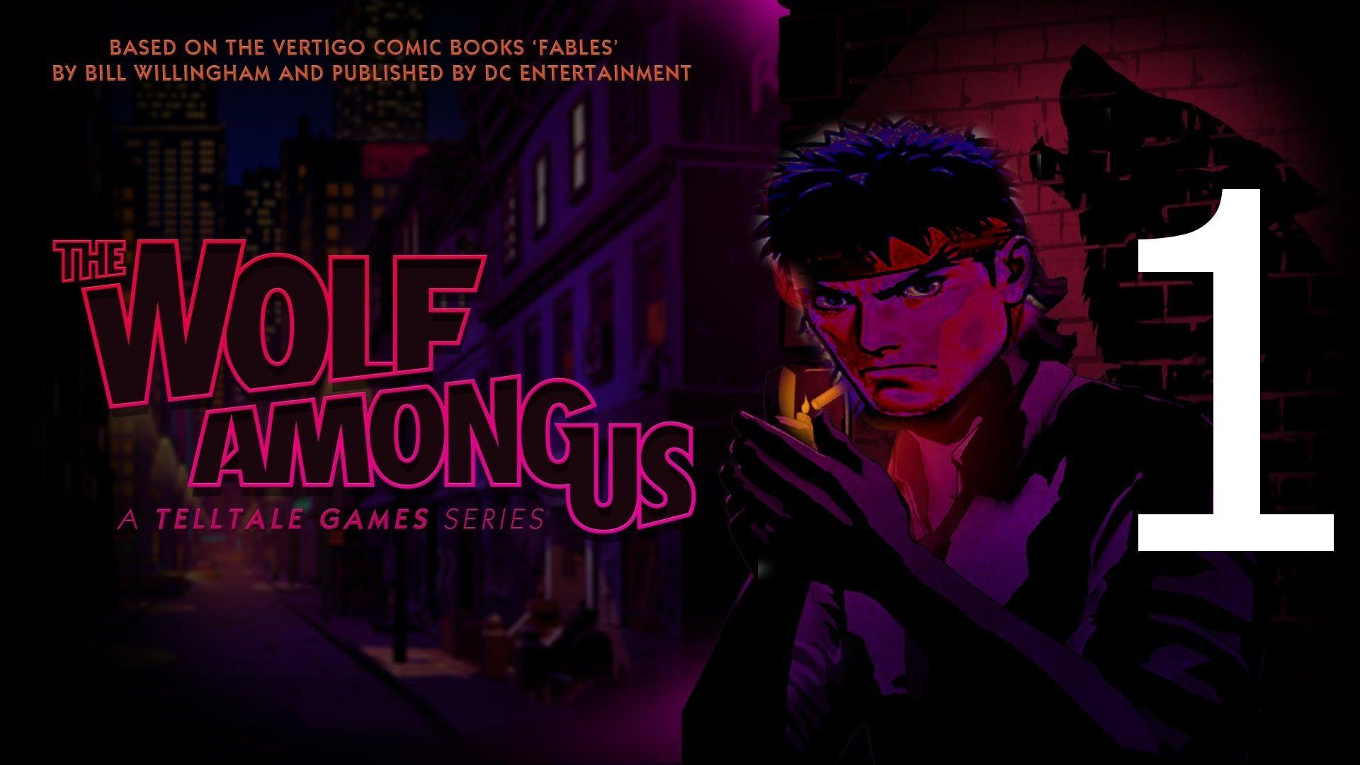 The Hated Sheriff The Wolf Among Us Long Play Xbox One The Wolf Among Us Vertigo Comics Playing Xbox