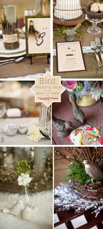 Love Bird Wedding Theme Ideas Theme Ideas Weddings And Wedding