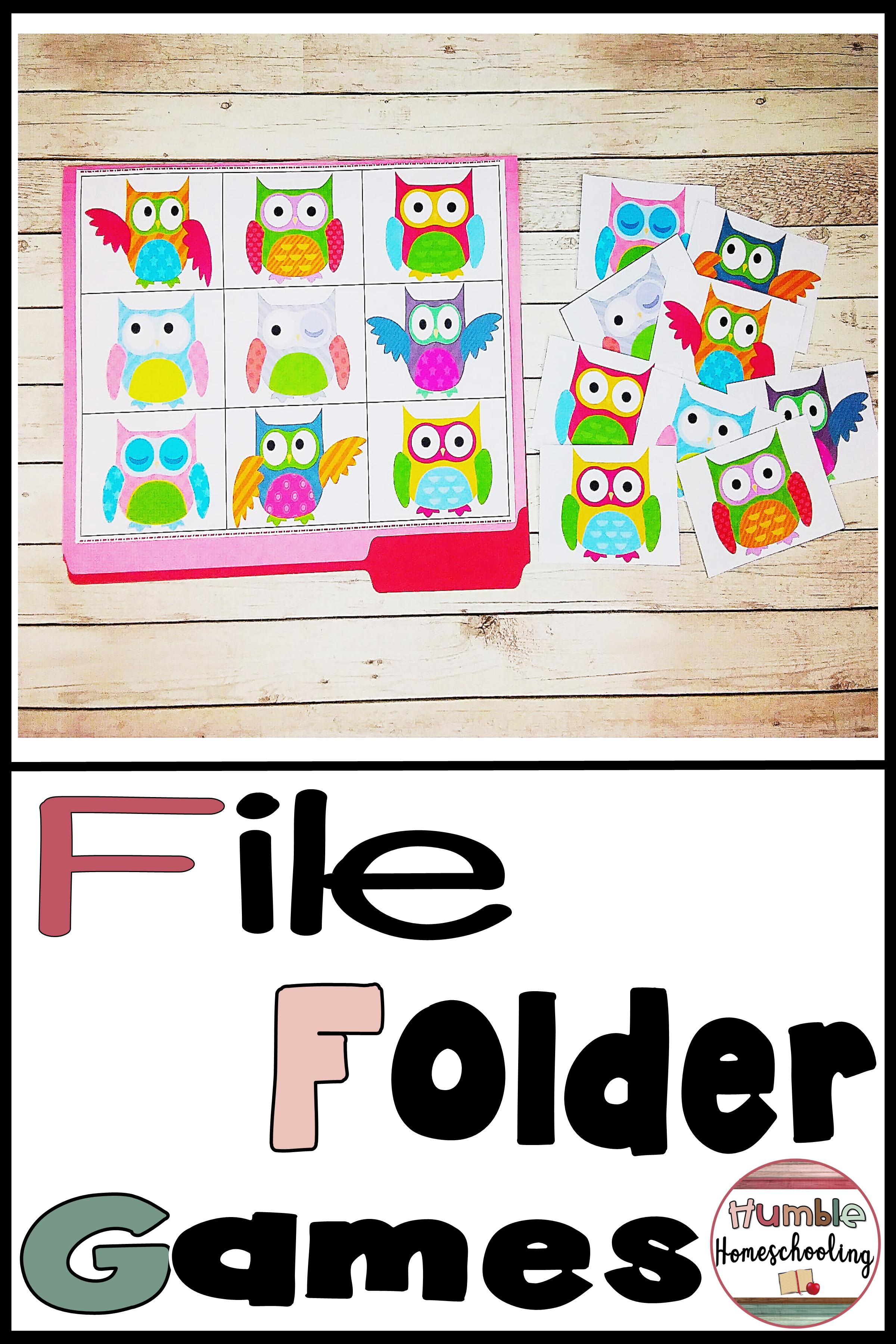 File Folder Matching