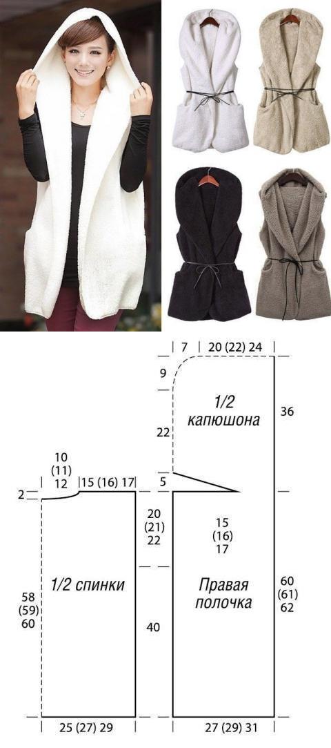 Einfache Muster nähen   – выкройки