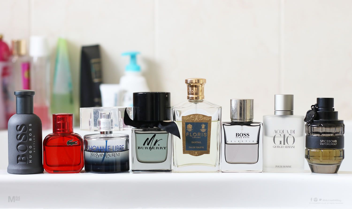 Fragrances To Wear In Spring
