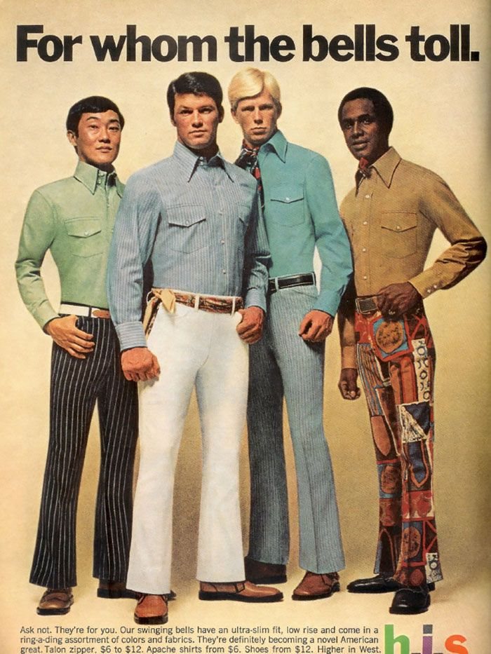 f9bb933524168e 1970s Men s Fashion Ads You Won t Be Able To Unsee