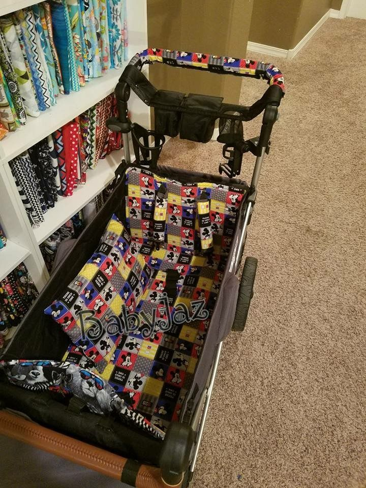 Keenz stroller wagon by Baby Jazz Liners Wagon, Toddler